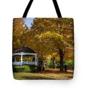 Golden Gazebo Tote Bag