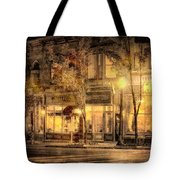 Golden Glow Tote Bag by William Beuther