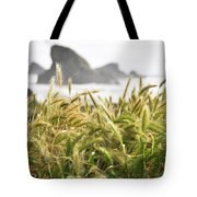Golden Grains Tote Bag