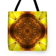 Golden Harmony - 2 Tote Bag