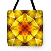 Golden Harmony - 3 Tote Bag
