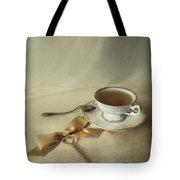 Golden Key Tote Bag