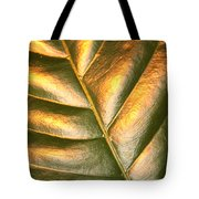 Golden Leaf 2 Tote Bag