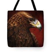 Golden Look Golden Eagle Tote Bag