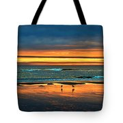 Golden Pacific Tote Bag by Robert Bales