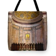 Golden Pantheon Altar Tote Bag