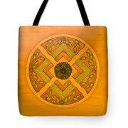Golden Pattern 1 Tote Bag