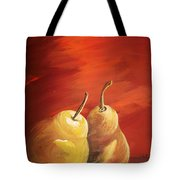 Golden Pear's Tote Bag