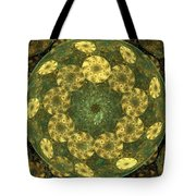 Golden Pebbles Tote Bag