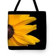 Golden Petals Tote Bag