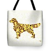 Golden Retriever - Animal Art Tote Bag