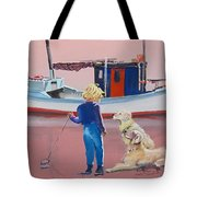 Golden Retrievers Tote Bag