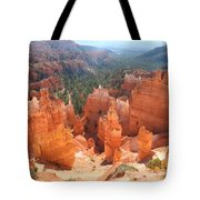 Golden Rocks Of Bryce Canyon  Tote Bag
