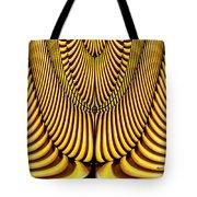 Golden Slings Tote Bag