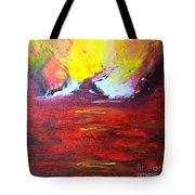 Golden Splendour Tote Bag