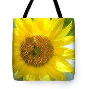 Golden Sunflower - 2013 Tote Bag