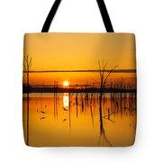 Golden Sunrise IIi Tote Bag
