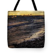 Golden Superior Shore Tote Bag