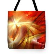 Golden Tulip - Marucii Tote Bag