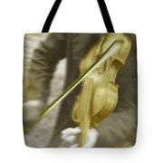 Golden Violin Tote Bag