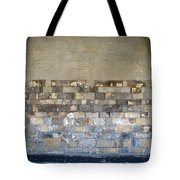 Golden Wall Tote Bag