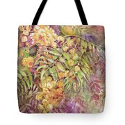 Golden Wattle Tote Bag