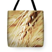 Golden Wheat Field Tote Bag