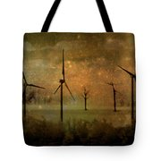 The Golden Winds Blew The Stars Tote Bag