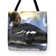 Goldeneye Tote Bag