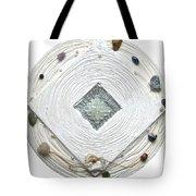 Golden Jerusalem Lemuria Healed Love Tote Bag