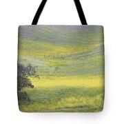 Goldenrod Oak Santa Ynez California 3 Tote Bag