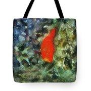 Goldfish Photo Art 05 Tote Bag