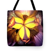 Goldie's Iris Tote Bag