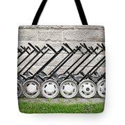 Golf Carts Tote Bag