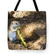 Golf Course Gopher Tote Bag