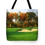 Golf Course, Great Bear Golf Club Tote Bag