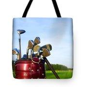 Golf Gear Tote Bag