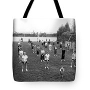 Golf Lessons For Women Tote Bag