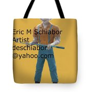 Golf Man Giant Tote Bag