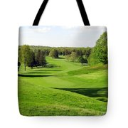 Golfer's Dream Tote Bag