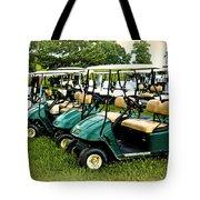 Golfers Take Your Pick Tote Bag