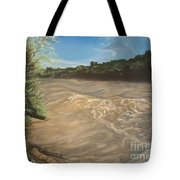Gomez Farm San Juan River Tote Bag