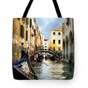 Gondola 158-venice Tote Bag