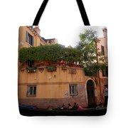 Gondola Ride 1 Tote Bag