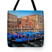 Gondola Row Tote Bag