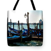 Gondolas At Rest Tote Bag