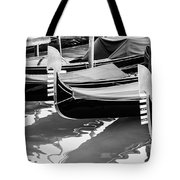 Gondolas Tote Bag by Luis Alvarenga