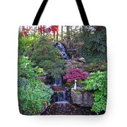 Gone Fishing. Keukenhof Gardens. Holland Tote Bag