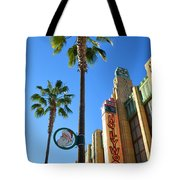 Gone Hollywood Christmas Tote Bag
