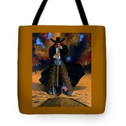 Gone Too Soon Tote Bag